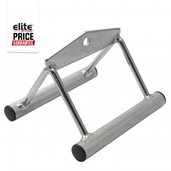 PRO SEATED ROW HANDLE HOLLOW GRIP