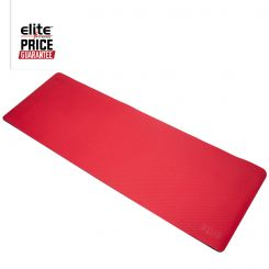 YOGA EXERCISE MAT - RED