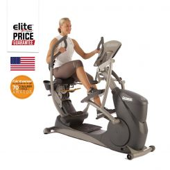 XRIDE XR6000 TOUCH SEATED ELLIPTICAL