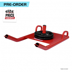 RED SLED W/ HARNESS