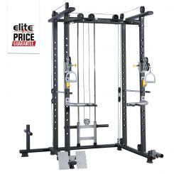 XCP SQUAT RACK WITH ADJUSTABLE PULLEY