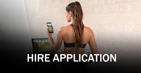 Hire Application