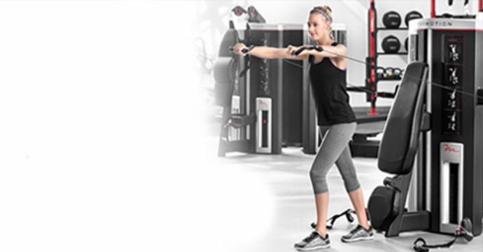 Elite Fitness Commercial Gear