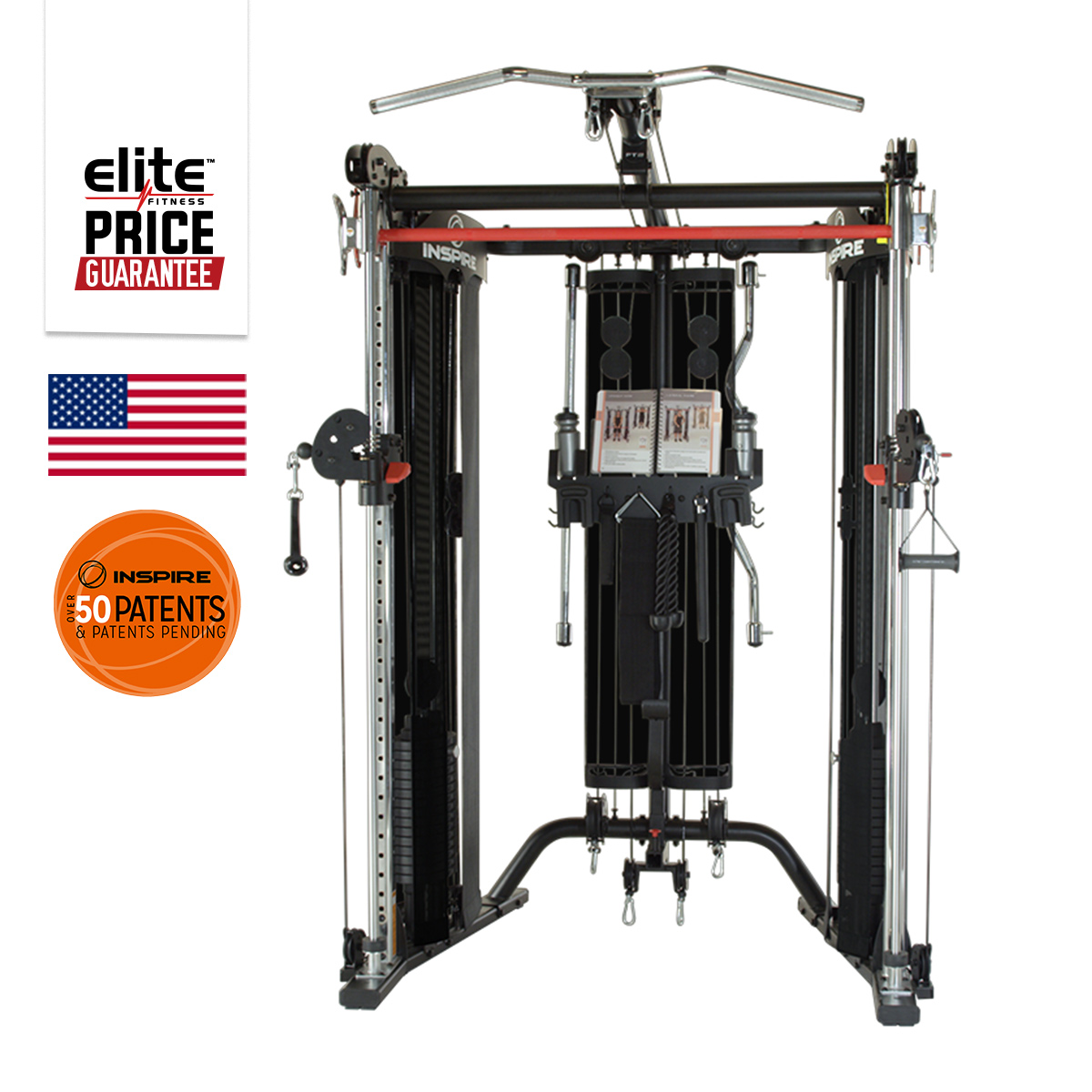 FT2 FUNCTIONAL TRAINER / SMITH MACHINE