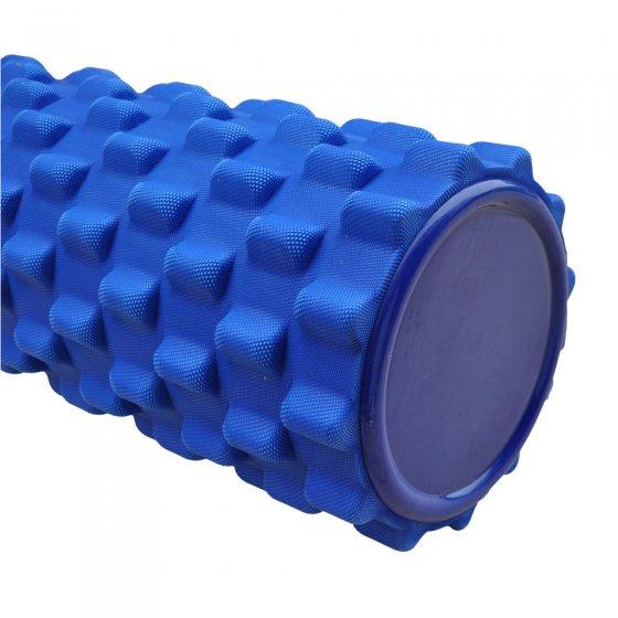 BLUE GRID FOAM ROLLER (30CM)