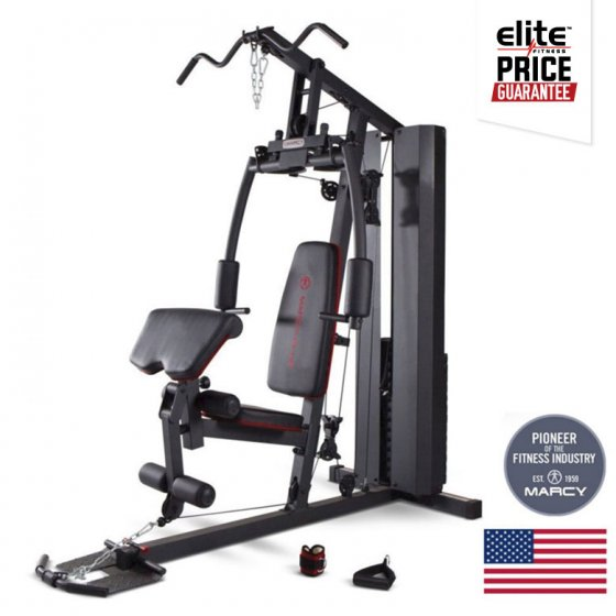 Marcy club lb home gym elite fitness nz