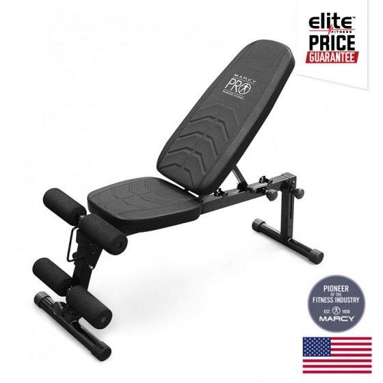 Marcy fi utility bench elite fitness nz