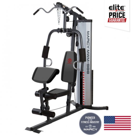 Weider 2980 Home Gym With 214 Lbs Of Resistance: Marcy Home Gym Workout Routine