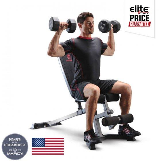Marcy sb utility bench elite fitness nz