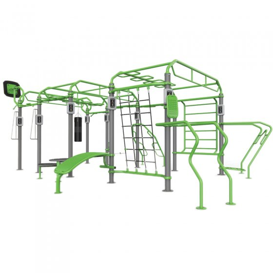 Impulse O-Zone Functional Training System | Elite Fitness NZ