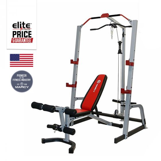 Marcy md8851 complete cage system elite fitness nz elite fitness nz