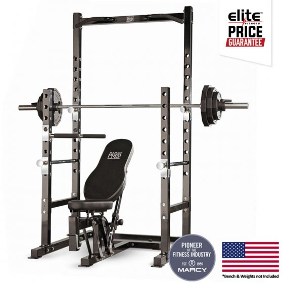 Marcy pm power rack elite fitness nz