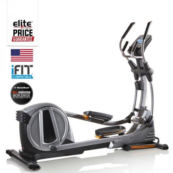 Nordictrack Cross Trainer >> Nordictrack E10 0 Elliptical Cross Trainer Elite Fitness Nz