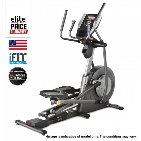 Nordictrack Cross Trainer >> Nordictrack E14 0 Cross Trainer Ex Demo Elite Fitness Nz Elite