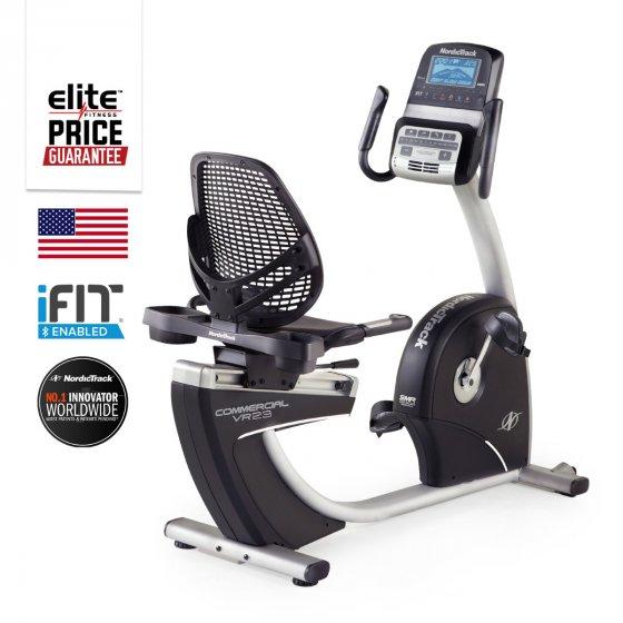 NordicTrack VR23 Pro Recumbent Exercycle
