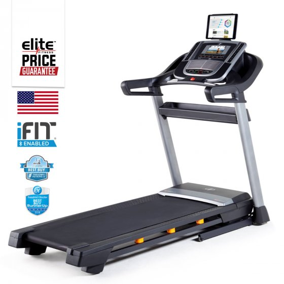Treadmills With Ifit Workout Card Technology