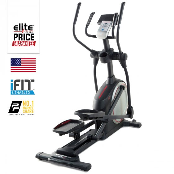 420 E ELLIPTICAL CROSSTRAINER