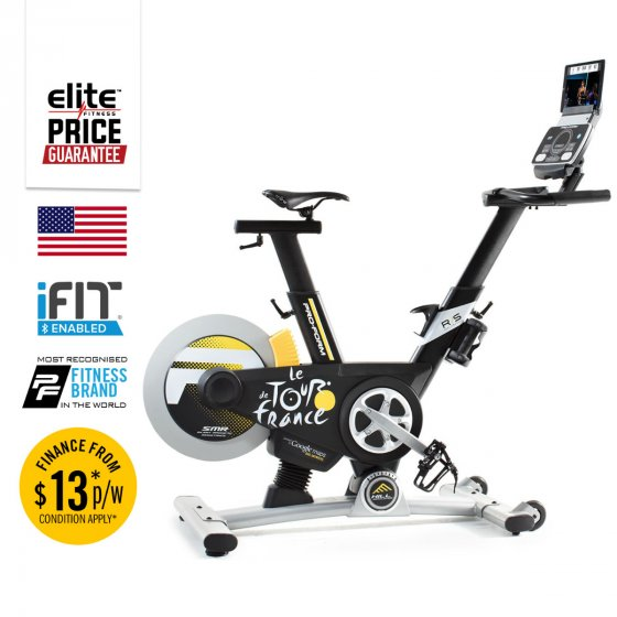 Proform Tour De France 4 0 Exercise Bike: Proform Le Tour De France 1.0 Bike