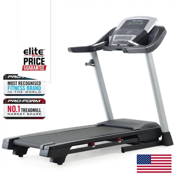 Proform Endurance Treadmill With 18 Workout Apps