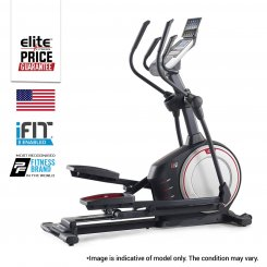 520 E ELLIPTICAL CROSSTRAINER - EX DEMO