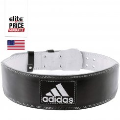 LEATHER WEIGHTLIFTING BELT (XXL)