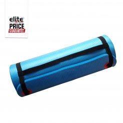 EXERCISE MAT - BLUE W/ INTEGRATED EYELET