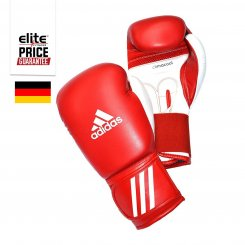 ENERGY RED/WHT BOXING GLOVES