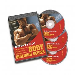 BODY BUILDING WORKOUT DVD