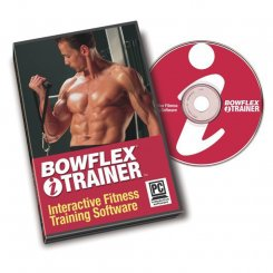 BOWFLEX I TRAINER SOFTWARE CD