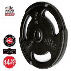 EZI-GRIP OLYMPIC WEIGHT PLATE
