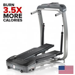 TC10 TREADCLIMBER HIRE TREADMILL OR SIMILAR