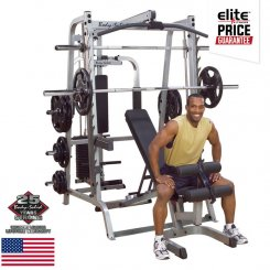 SERIES 7 SMITH MACHINE PACKAGE