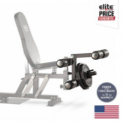 PRO OLYMPIC BENCH LEG CURL FOR PM4200