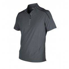 FRONT ZIP POLO