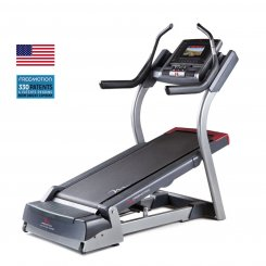 I11.9 INCLINE TREADMILL TRAINER