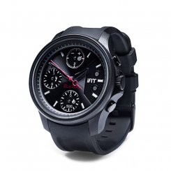 MENS CLASSIC BLACK WATCH