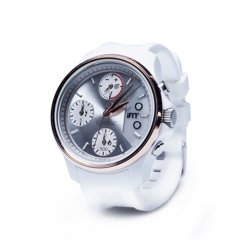 WOMENS CLASSIC WHITE WATCH
