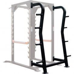 SL7009OPT WEIGHT PLATE RACK OPTION