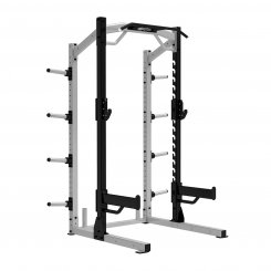 SE HALF CAGE WITH STAND-SINGLE WEIGHT STORAGE