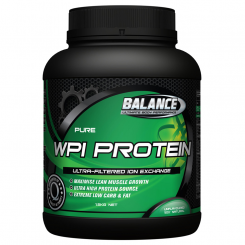100% ION EXCHANGE WHEY PROTEIN