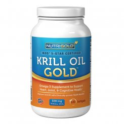 KRILL OIL GOLD 500MG