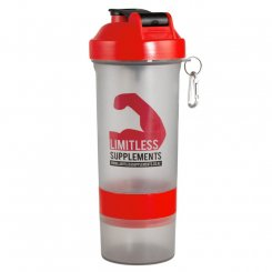 LIMITLESS SMART SHAKER 600ML