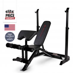 MKB869 CLUB DELUXE MIDSIZE BENCH