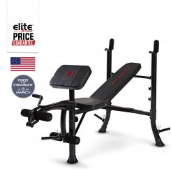 MKB367 STANDARD WEIGHT BENCH