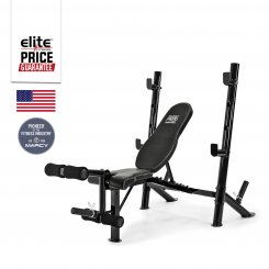 PM767 MID SIZE BENCH PRESS