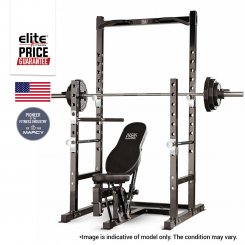POWER RACK & BENCH COMBO PM3800 EX DEMO - ROSEBANK CLEARANCE