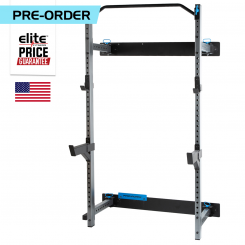 CARBON FOLDABLE WALL MOUNTED RACK