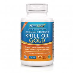 KRILL OIL GOLD 750MG