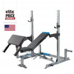OLYMPIC CARBON BENCH + SQUAT RACK