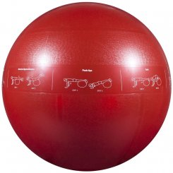 PROBALL SWISSBALL 65CM RED